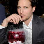 """Twilight"" Star Peter Facinelli Dines At Sugar Factory American Brasserie In Las Vegas"