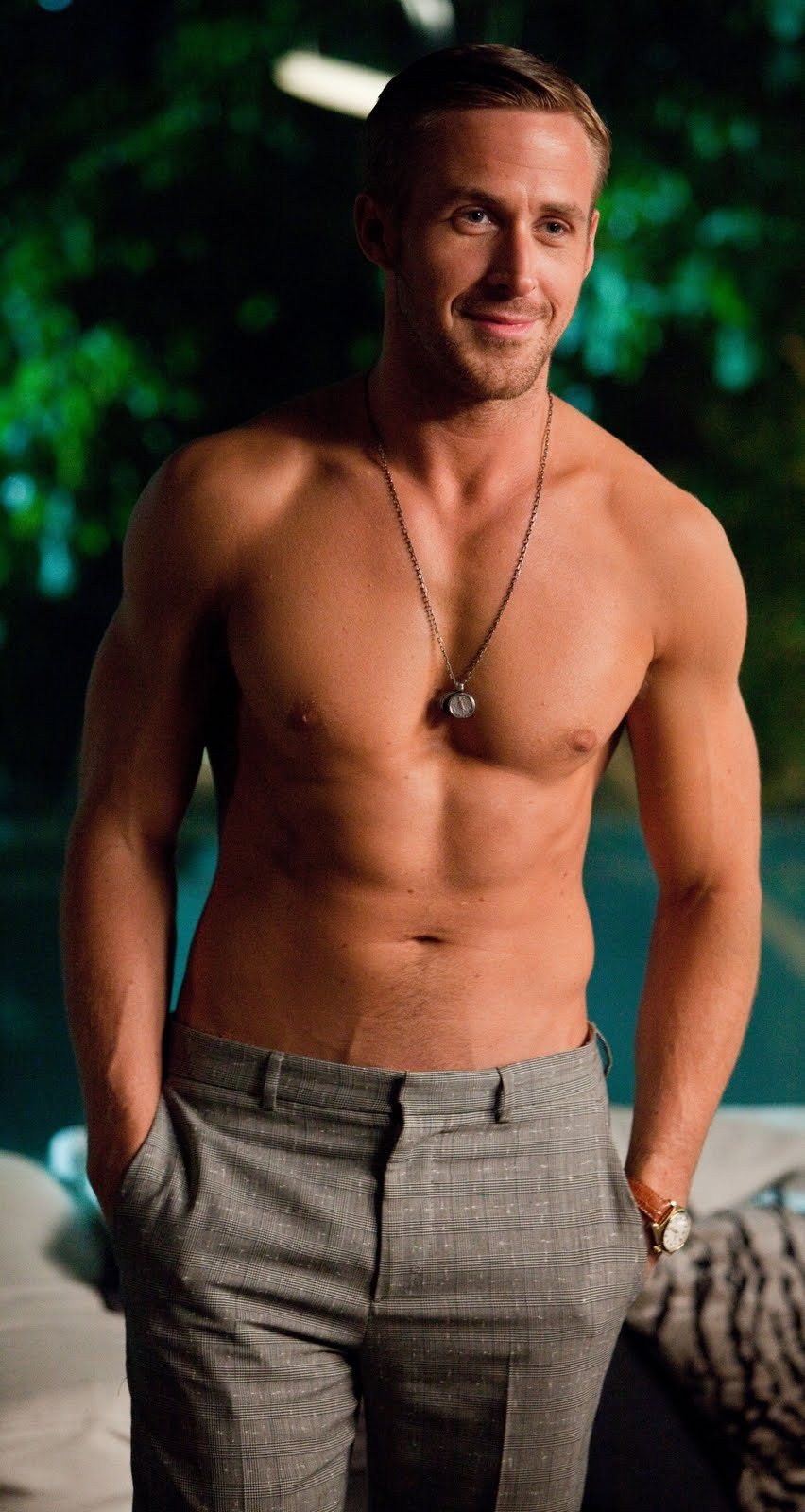 Ryan Gosling Shirtless 24-7! Time Warner To Launch Ryan-Only TV ...
