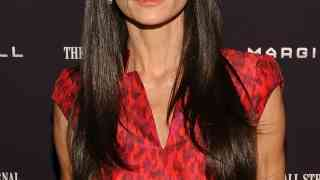 Demi Moore Checks Into Rehab At Utah's Cirque Lodge
