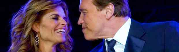 Back On? Maria Shriver & Arnold Schwarzenegger In Couples Thrapy!