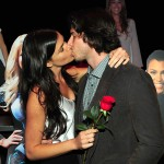 Courtney Robinson & Ben Flajnik At Svedka Vodka's Night Of A Billion Reality Stars (Michael Williams/ StarTraksPhoto.com)
