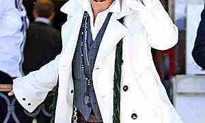 Just In: Johnny Depp To Receive CFDA Fashion Icon Award! Finally! VOTE: Does He Deserve It?