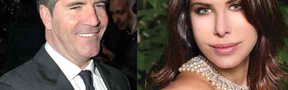 New Couple Alert! Simon Cowell Dating Sexy Brazilian Socialite!