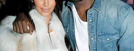 Just In! Inside Kim & Kanye's Friday Date Night: Dinner & A Sleepover!