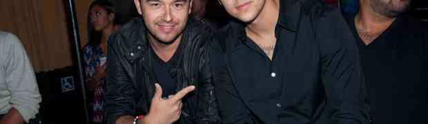 Rob Kardashian & Girlfriend Rita Ora In Las Vegas! 2 New Party Photos!