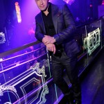Joey Lawrence at the Chateau Nightclub & Gardens at the Paris Las Vegas on Saturday (David Becker/WireImage)