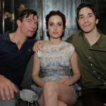 "Jerry O'Connell, Zoe Lister Jones and Justin Long at the Tribeca Film Festival 2012 After-Party For ""Lola Versus,"" Hosted By BR Guest, At  1920 Bunker Club (Stephen Lovekin/Getty Images for BR Guest)"
