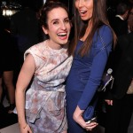 "Actresses Zoe Lister Jones and Whitney Cummings at the Tribeca Film Festival 2012 After-Party For ""Lola Versus,"" Hosted By BR Guest At 1920 Bunker Club (Stephen Lovekin/Getty Images for BR Guest)"