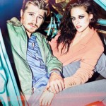 Kristen Stewart and Garrett Hedlund in the May 2012 issue of Jalouse magazine