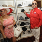 Ice T and CoCo at The Style Icon Lounge Presented by New Era