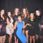 The Kardashians Meet Their Saturday Night Live Lookalikes At The E! Upfront Event (KhloeKardashian.Celebuzz.com)