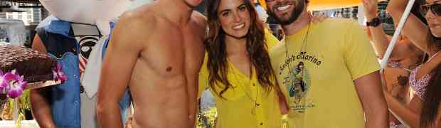 Photos: Nikki Reed Celebrates 24th Birthday With Husband & Brother At Vegas Pool Party