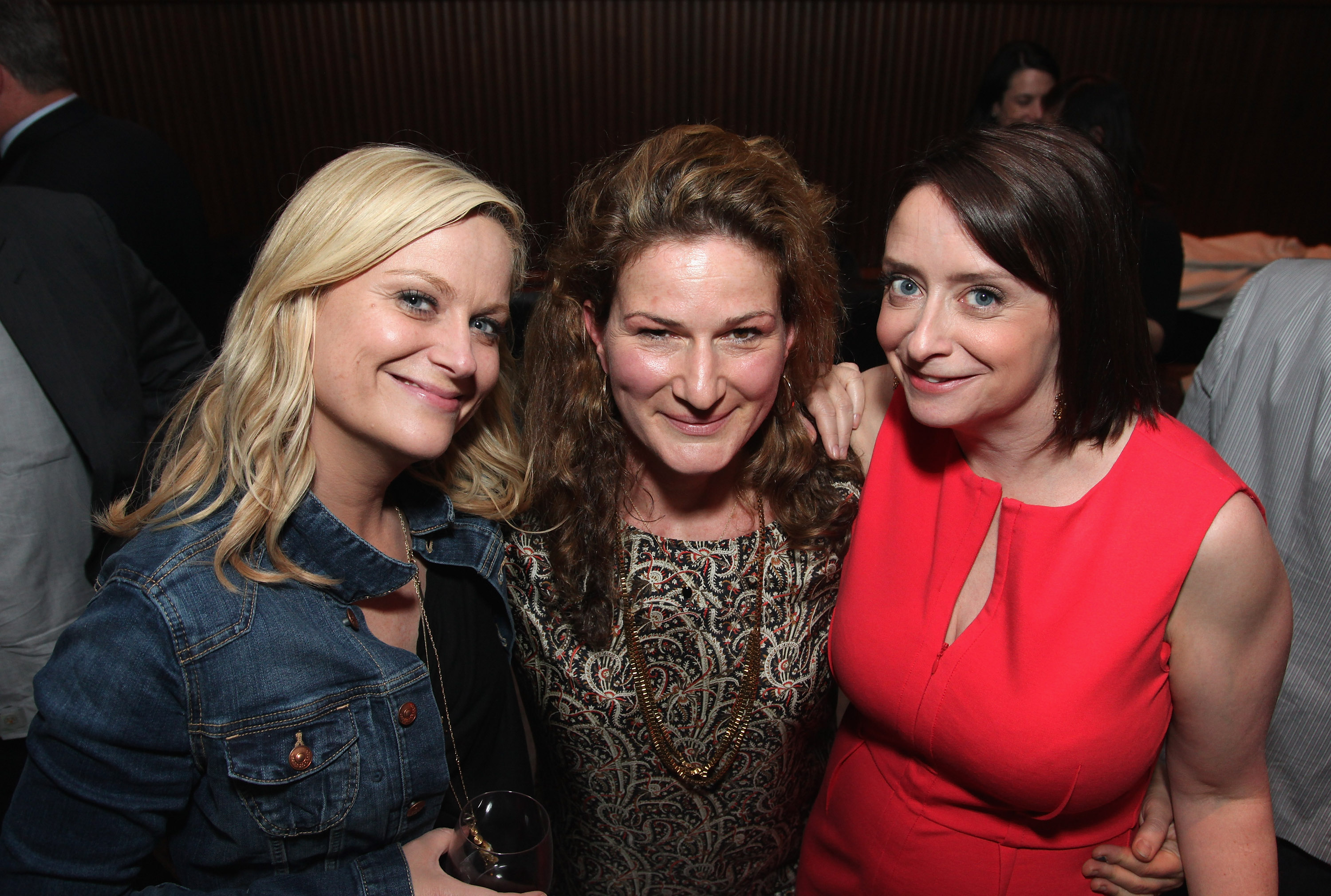 'Saturday Night Live' alums Amy Poehler, Ana Gasteyer and Rachel Dratch at a ...
