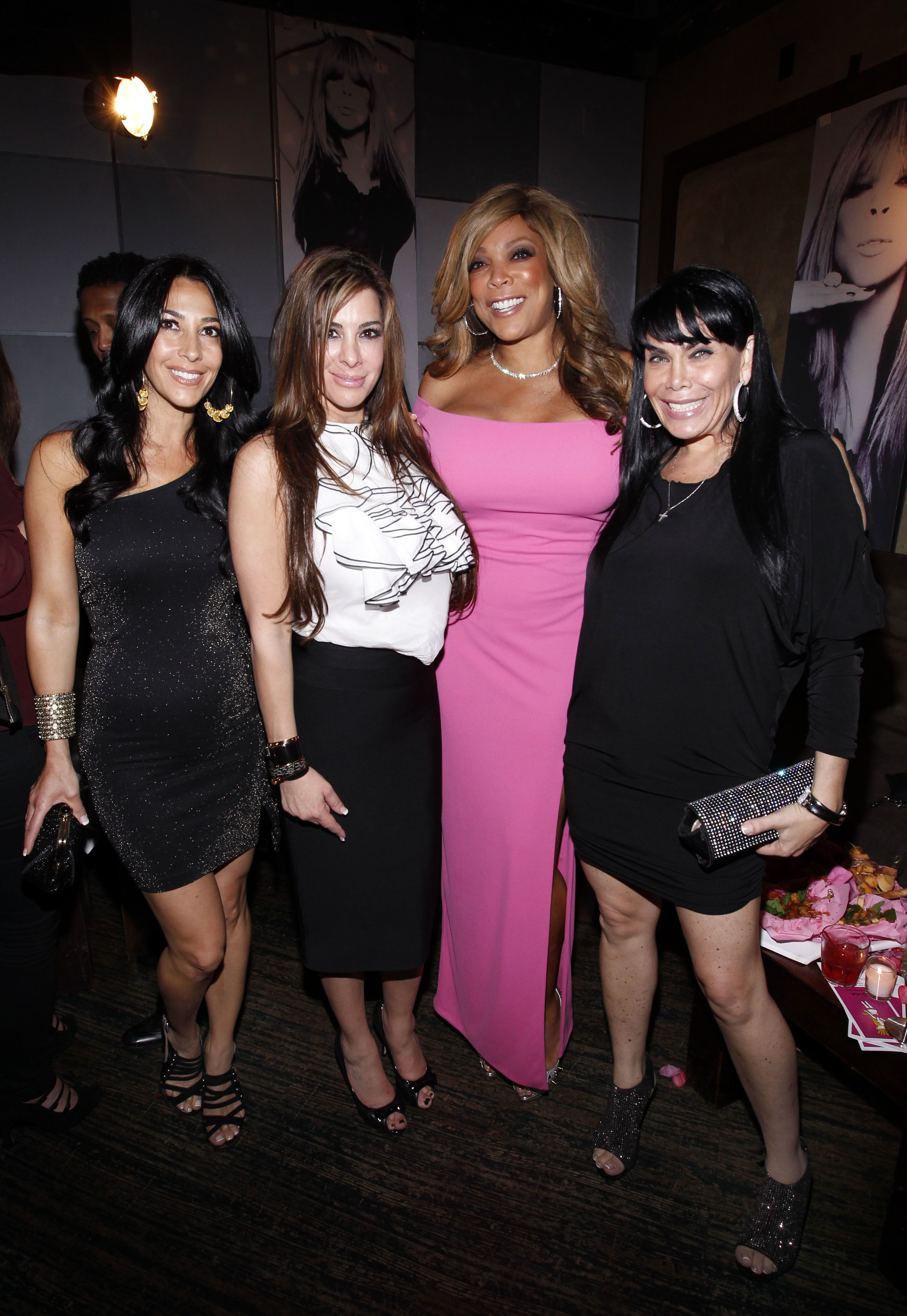 Party Photos: Wendy Williams Celebrates 500th Episode In NYC With ...