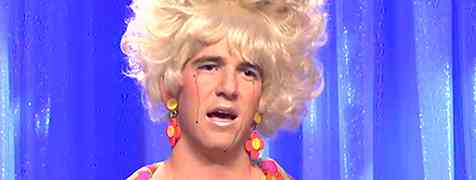 'SNL' Video: Eli Manning As Drag Queen 'Miss Chicken Fried Steak'