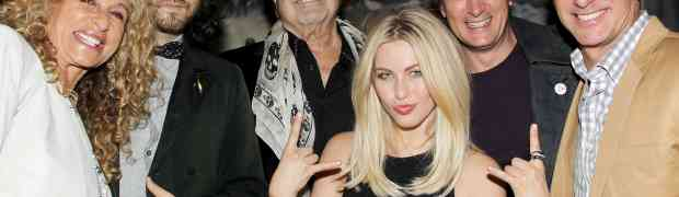 Photos: Julianne Hough At NYC Screening Of 'Rock Of Ages'