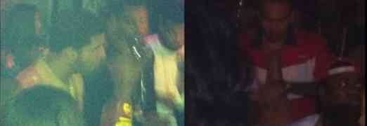 Video: Watch The Chris Brown-Drake NYC Bar Brawl