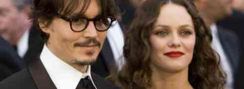 Johnny Depp & Vanessa Paradis Split!