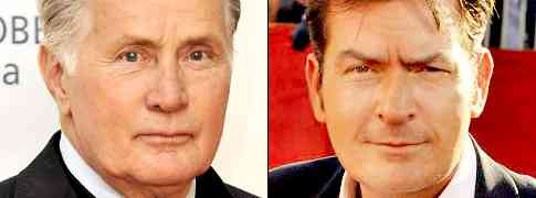 Martin Sheen Joining Son Charlie Sheen's Sitcom 'Anger Management'