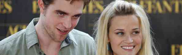 Robert Pattinson NOT Staying At Reese Witherspoon's House: Entertainment Tonight