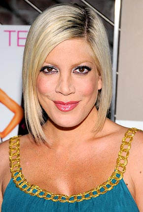 Tori Spelling's a mom ? for the fourth time! The actress-turned-reality TV ...