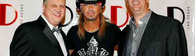 New Party Photos! Bret Michaels Takes 'Apprentice' Break To Perform At Las Vegas Casino's Grand Opening!