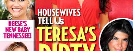New 'Us Weekly' Cover: Teresa Giudice Gets Slammed By Her 'RHONJ' Co-Stars!