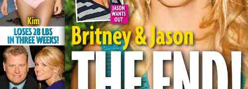What Engagement? Britney Spears & Jason Trawick Have Been Living Apart 'For Weeks!': New 'Star' Cover