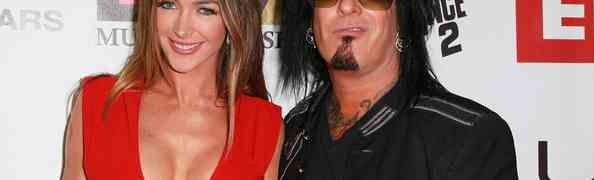 Nikki Sixx & Courtney Bingham Engaged!