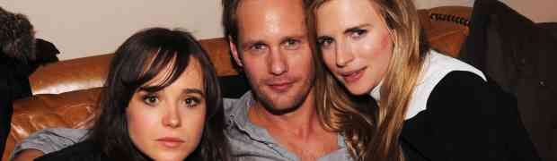 4 SUNDANCE PHOTOS: Alexander Skarsgard, Ellen Page, Nicole Kidman & Others Hit Film Parties