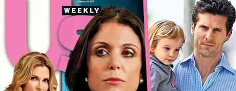 NEW 'US WEEKLY' COVER: Bethenny Frankel & Jason Hoppy Battle Over Baby Bryn