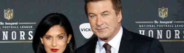 Is Alec Baldwin's Wife Hilaria Baldwin Pregnant? Report Says Yes ... Her Rep Says 'No Comment'