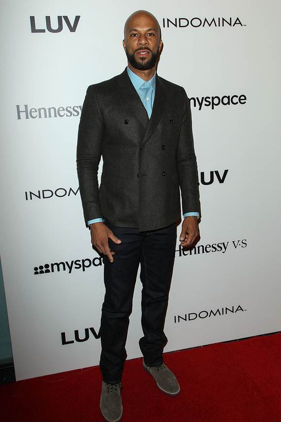"""Hennessy, the world's top selling cognac, sponsored a Common at the """"Very Special"""" premiere of the film LUV  starring Common,   at the Silverscreen Theater at West Hollywood's  Pacific Design Center. Following the premiere, guests enjoyed cocktails by Hennessy V.S such as the Hennessy LUV Potion and Hennessy Citrus."""