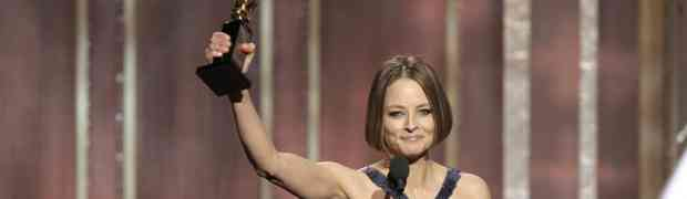 VIDEO: Jodie Foster Coming Out Speech At The Golden Globes