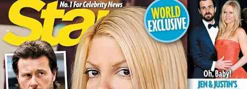 NEW 'STAR' COVER: Tori Spelling Divorcing Dean McDermott: He's Caught With Other Women & Is A Porn Addict