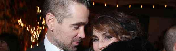 2 NEW PHOTOS: Colin Farrell & Co-Star Noomi Rapace Stay Close At 'Dead Man Down' Hollywood Premiere & After-Party