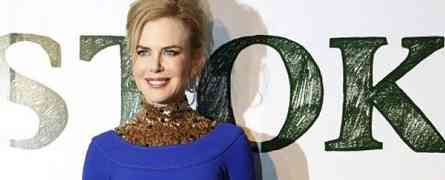 VIDEO: Nicole Kidman Dazzles In L'Wrenn Scott Gown At London Premiere Of 'Stoker'