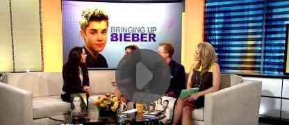 VIDEO: Justin Bieber's Mom Patti Lamette Learns Of His New Tattoo On Live TV