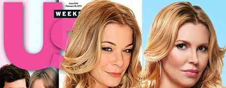 NEW 'US WEEKLY' COVER: Brandi Glanville Cheated On Eddie Cibrian First!