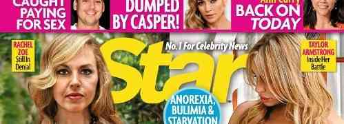 NEW 'STAR' COVER: Celebrities With Eating Disorders