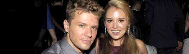Date Night! Ryan Phillippe & Girlfriend Paulina Slagter's PDA-Fest In L.A.