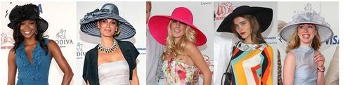 KENTUCKY DERBY COUNTDOWN: How To Throw A Derby Party At Home! Choose An Outrageous Hat — And Keep The Champagne Flowing!