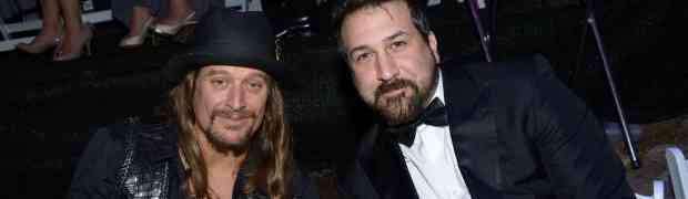 4 PARTY PHOTOS: At The Barnstable Brown Kentucky Derby Gala....Tom Brady, Kid Rock, Joey Fatone...