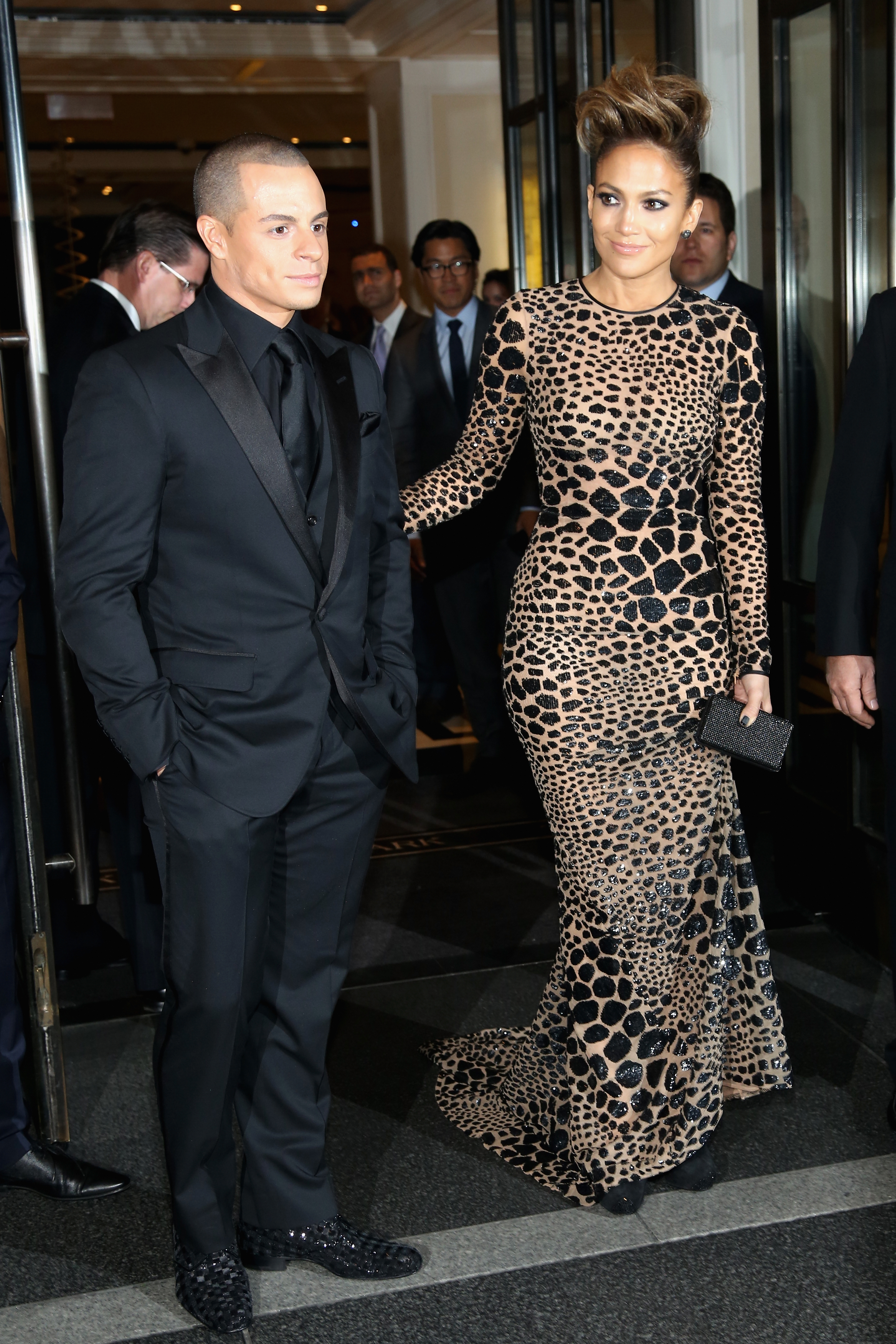 They're Off To The 2013 Met Gala: 17 Photos! Stars Depart NYC's Mark