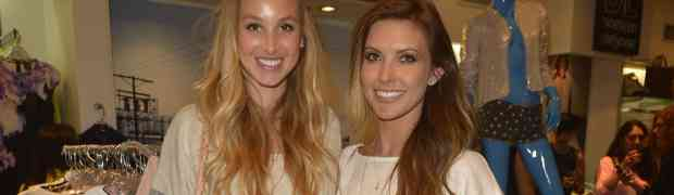 5 PARTY PHOTOS: Whitney Port, Audrina Patridge Celebrate Frankie B.'s In-Store Opening At Kitson In L.A.