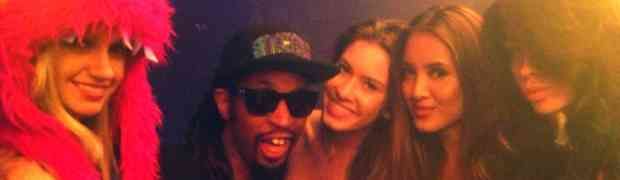 PARTY PHOTOS: Inside Lil Jon's Surprise Performance At L.A.'s AV Nightclub