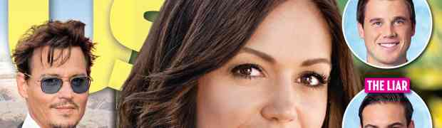 NEW 'US WEEKLY' COVER: The Bachelorette's Desiree Hartsock: 'My Biggest Concern Is Somebody Deceiving Me'