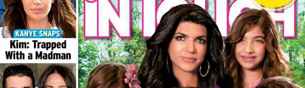 NEW 'IN TOUCH' COVER: Claims RHONJ's Teresa Giudice In 'Panic' Mode As Family 'Crumbles'