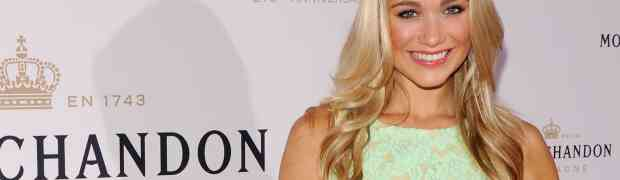 GOSSIPDAVID.COM INTERVIEW: Katrina Bowden On '50 Shades Of Grey' Casting Rumors...PLUS: Life As A Newlywed...& Baby Plans?