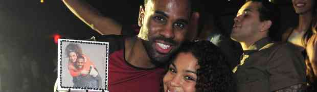 CELEB SIGHTINGS: Jason Derulo Celebrates Birthday In Vegas With Jordin Sparks...Khloe Kardashian In 'High Spirits' During Dinner...Sofia Vergara's Beau Acts As Her Stylist